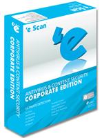 Корпоративный антивирус eScan обеспечивает максимальную безопасность данных. eScan Enterprise Edition включает продукт MailScan: спам фильтр, антиспам, анти спам, фильтрация спама, обнаружение спама, антифишинг. Продукты включают защиту от всех вредоносных программ, в том числе защиту от троянских программ (антитроян).